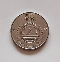 50 эскудо Кабо-Верде 1994 г., фото 1