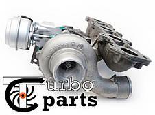 Оригинальная турбина Fiat 1.9 JTD Croma/ Stilo от 2002 л.с. - 755042, 755373, 752814, 740080, 767835
