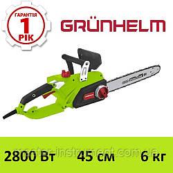 Электропила Grunhelm GES28-45P