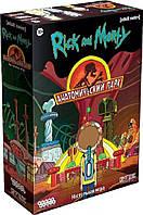 Настольная игра Рик и Морти: Анатомический парк (Rick and Morty: Anatomy Park – The Game)