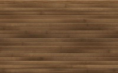 Плитка настенная Бамбук коричневая