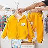 Детский костюм для девочки. Толстовка с длинным рукавом + штаны, детская одежда 1-5 лет