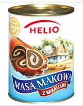 Маковая масса Helio, 850г (Польша), ж/б