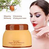Увлажняющий антивозрастной крем Disaar для лица и тела с аргановым маслом, фото 3