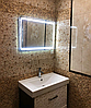 Зеркало с LED подсветкой, 600х800мм, L21