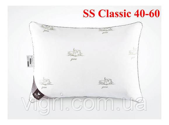 Подушка з лебяжим пухом тм. Ідея. «IDEIA» Super Soft Classic 40-60, фото 2