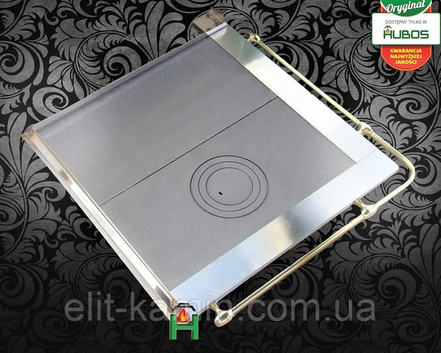 Пічна плита з обрамленням Halmat L 630x630 H2661