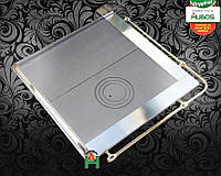 Пічна плита з обрамленням Halmat L 630x630 H2661, фото 1