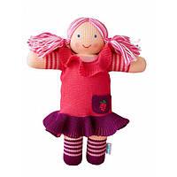 Лялька Малинка екологічна іграшка