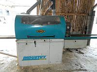 Четырехсторонний станок Rojek CHF 220/4 б/у, 2005 г. выпуска. 4 головки, сечение заготовки 200 х 100 мм, фото 1