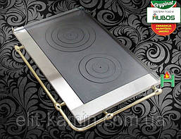 Печная плита с обрамлением Halmat L 760x455 H2667