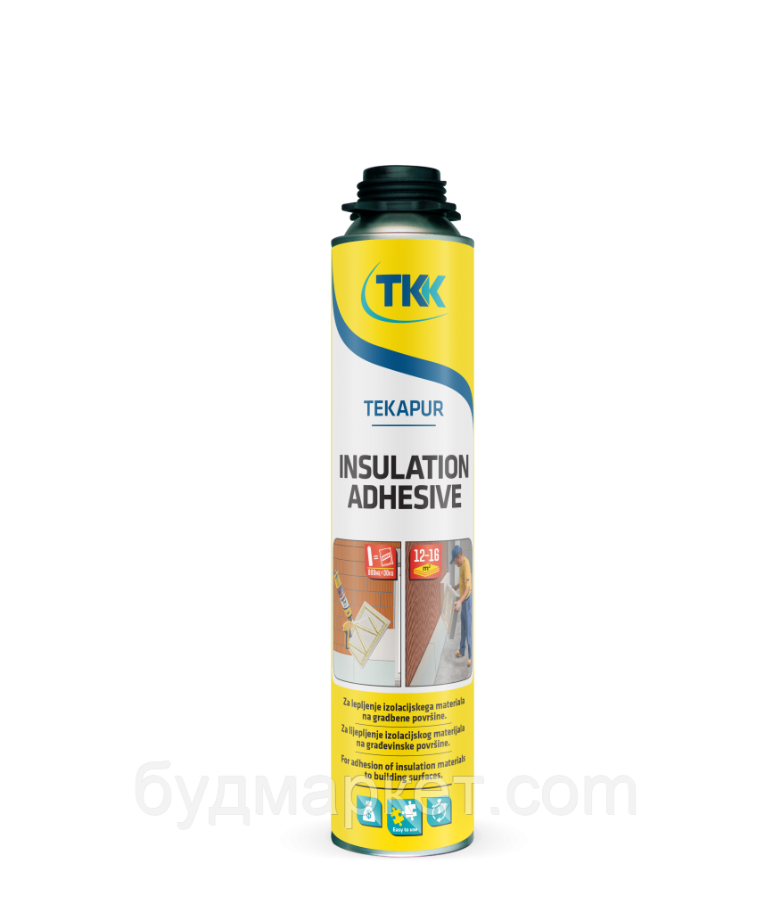 Піна-клей для теплоізоляційних плит професійна 750 мл SOMA FIX PROFIT