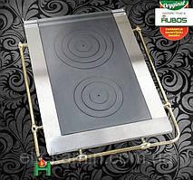 Печная плита с обрамлением Halmat U 760x455 H2671