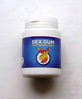 Sex Gum возбуждающая жвачка для женщин