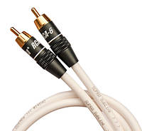 Supra SUBLINK 1RCA-1RCA WHITE сабвуферний кабель