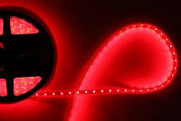 Лента светодиодная красная 3528