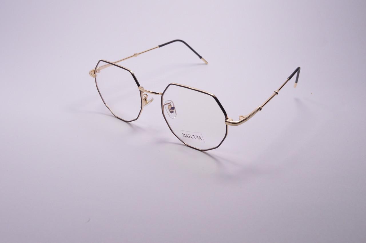 Стильні окуляри для роботи за комп'ютером MATSUDA Blue Blocker (542 год)
