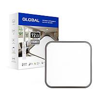 Світильник функціональний 72Вт 3000-6500К Global 1-GFN-72TW-02-S