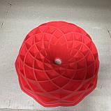 Силиконовая форма Кекс, d-20, h-8 см., фото 2