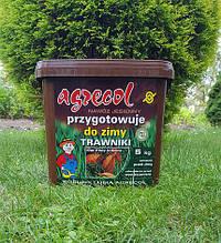 Удобрение 5 кг Осеннее для газона Agrecol