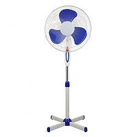 Вентилятор напольный Grunhelm GH-1621-Blue 40 Вт синий