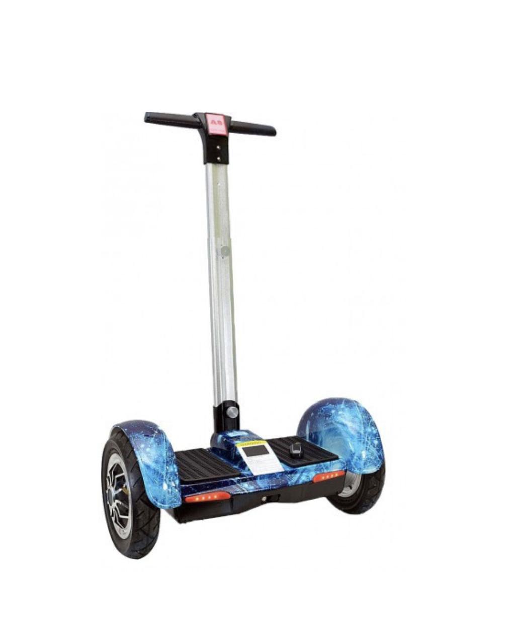 Гироскутер мини-сигвеи гіроскутер сігвей сигвей Smart Balance А8 Космос синий