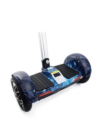 Гироскутер мини-сигвеи гіроскутер сігвей сигвей Smart Balance А8 Космос синий, фото 2