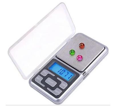 Ювелірні ваги електронні книжка Notebook 1108-2 200gr, Кишенькові ваги