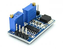 Плата перетворювач напруги в частоту ШІМ з генератором 100Гц-100кГц SG3525 78M05