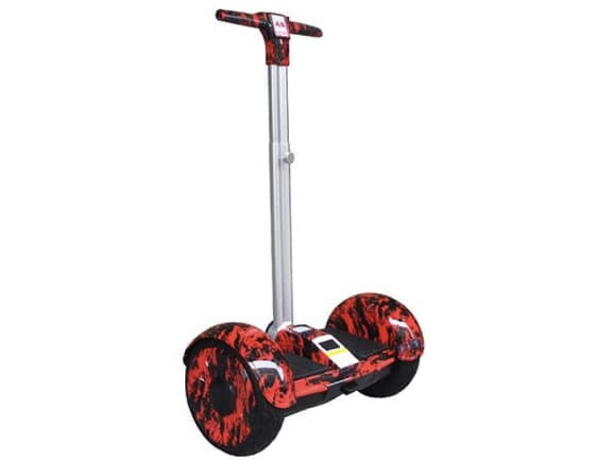 Гироскутер мини-сигвеи гіроскутер сігвей сигвей Smart Balance А8 Красное пламя