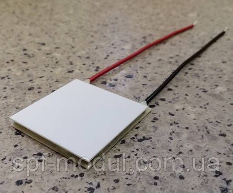 MT2-1,6-127DGeS (40х44) Термоэлектрический охлаждающий модуль Пельтье, фото 2