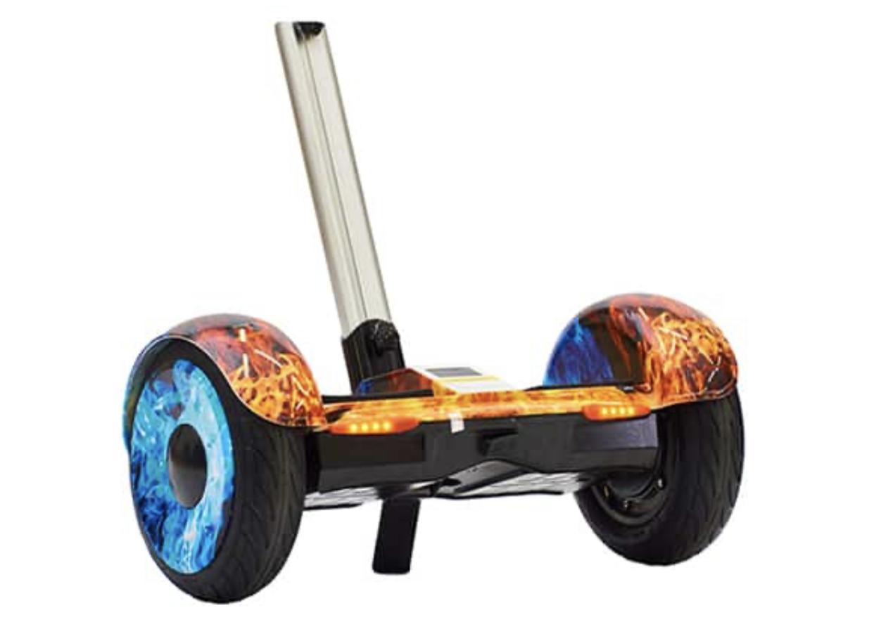 Гироскутер мини-сигвеи гіроскутер сігвей сигвей Smart Balance А8 Огонь и лед