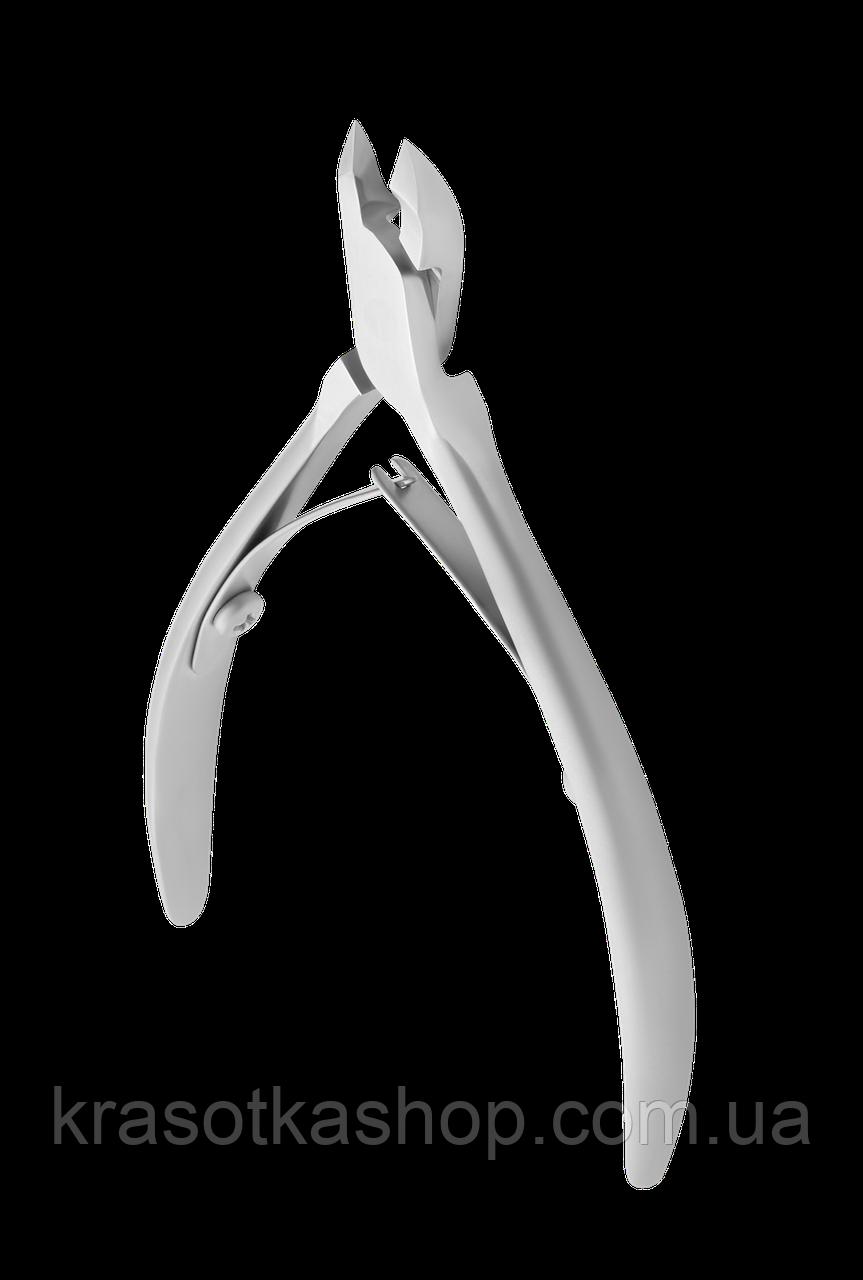Кусачки профессиональные для кожи SMART PRO 31, 4 мм (Staleks)