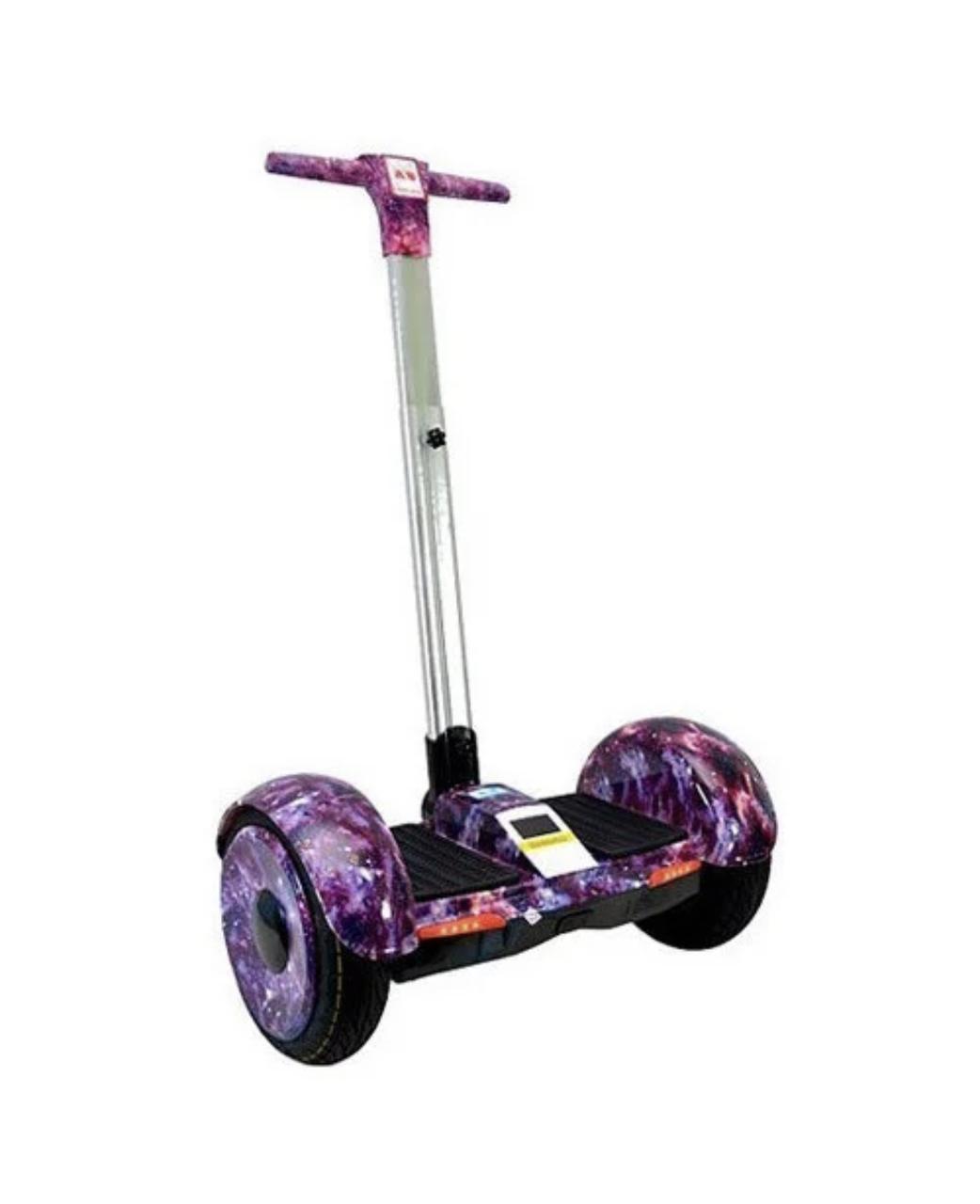 Гироскутер міні-сігвеї Smart Balance А8 Рожевий космос