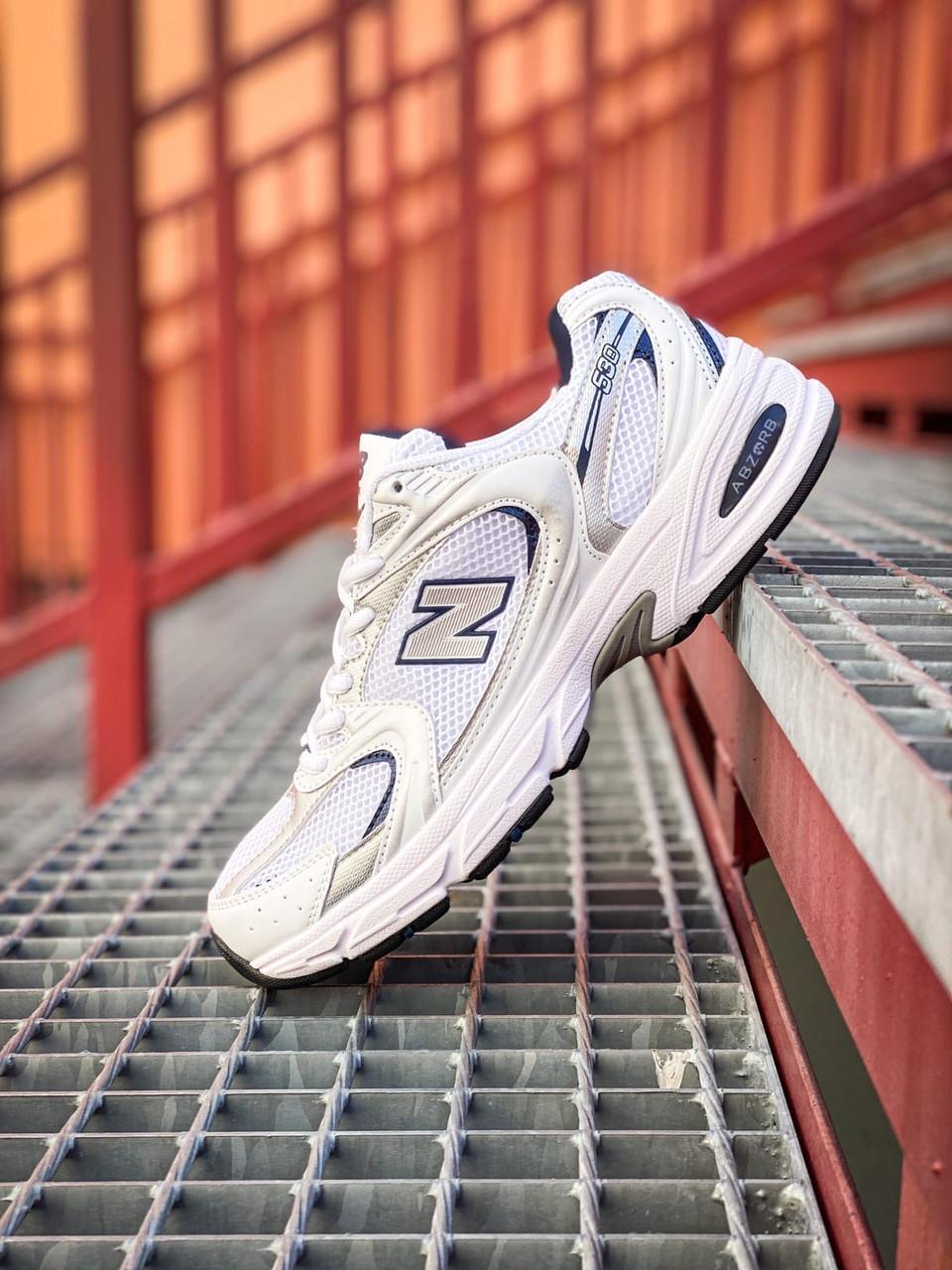 "Кроссовки New Balance 530 ""White/Silver"
