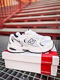 """Кроссовки New Balance 530 """"White/Silver, фото 6"""