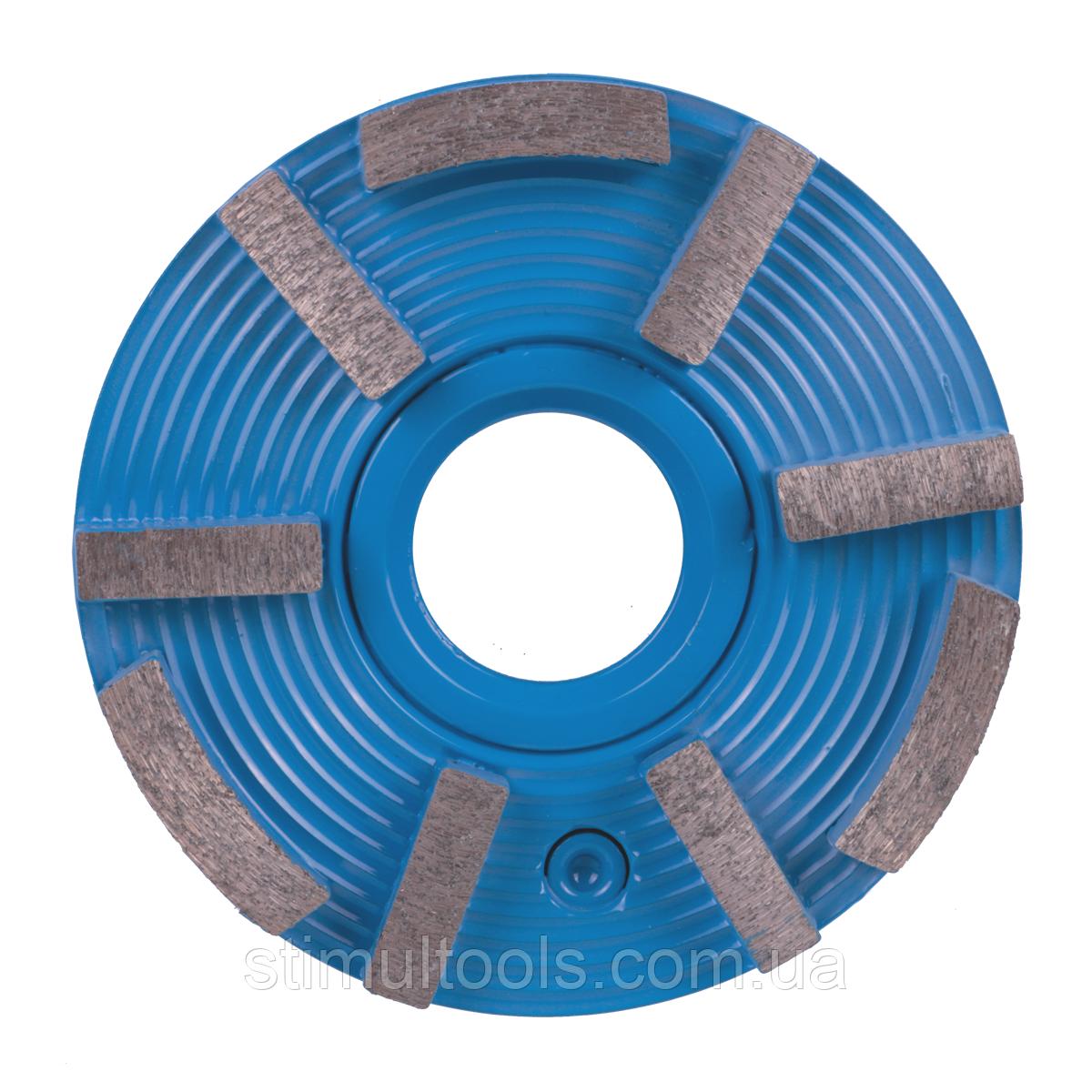 Алмазная фреза Distar для шлифовки полов GS-W 95/МШМ-9 №2/50 (6 штук)