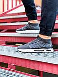 Under Armour HOVR Phantom Grey/White, фото 4