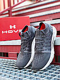 Under Armour HOVR Phantom Grey/White, фото 8