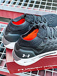 Under Armour HOVR Phantom Grey/White, фото 10