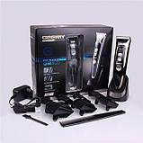 Беспроводная Машинка для стрижки волос Geemy GM-800, фото 3