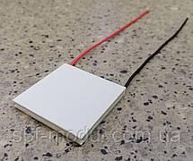MT2-2,5-127S (40x40) Термоэлектрический охлаждающий модуль Пельтье