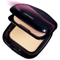 Shiseido Запаска к компактной крем-пудре для лица двойного действия Compact Foundation B40 13g