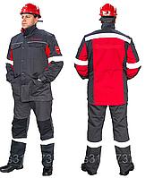 """Костюм рабочий """"МЕТИНВЕСТ"""". Робочий костюм посиленый. Костюм робочий куртка і брюки., фото 1"""