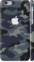 "Чехол на iPhone 6s Камуфляж 1 ""4897c-90-40392"""