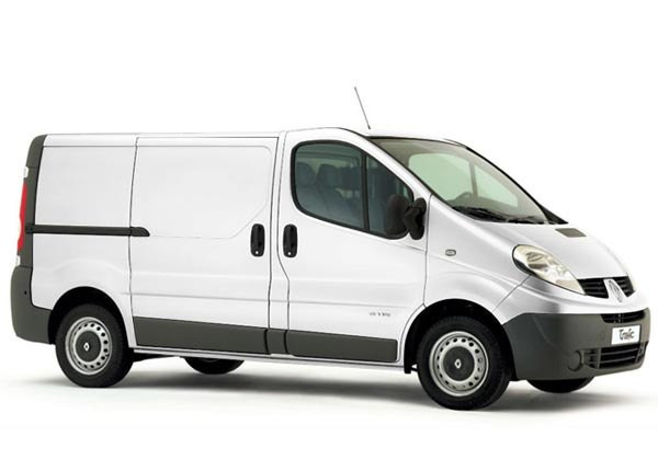 Рейлинги, поперечины Opel Vivaro (2001-2014)