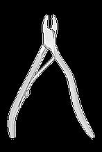 Кусачки профессиональные для кожи SMART PRO 80, 3 мм (Staleks)