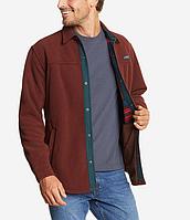 Мужская куртка-рубашка Eddie Bauer Men's Chutes Pro Shirt Jacket