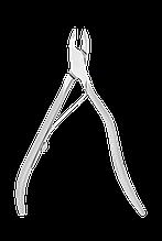 Кусачки профессиональные для кожи SMART PRO 80, 4 мм (Staleks)