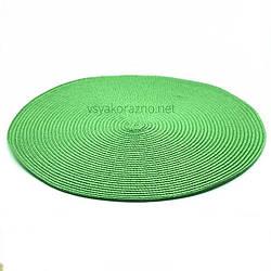 Сервировочный коврик  37,5 см, Зеленый